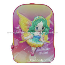 3D EVA School Backpack, Suitable for Primary School Students