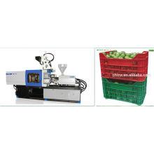 Fruta plástico cajas de máquinas de moldeo por inyección