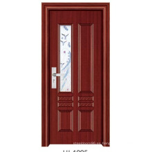 Puerta de baño con puerta de vidrio (FD-1095)