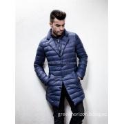 Man's Long Down Coat (ZENO-U)