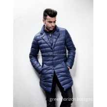 Man's Long Down Coat (ZENO-U)