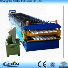 Doble capa de alta velocidad del rodillo que forma la máquina