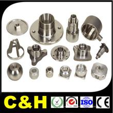 Usinage par CNC OEM et personnalisé Raccords en aluminium de précision / pièces de rechange pour
