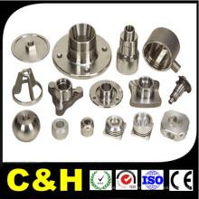 CNC Turing Milling Perfuração de peças de metal com Super High Precision