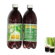 Adubo orgânico solúvel em água com abundante aminoácido para raízes