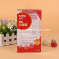 OEM biodegradables caja plegable de plástico para bebé de biberón (paquete de regalo de PVC/PP)