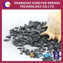 Carvão activado com elevado teor de adsorção para filtração de impurezas gasosas