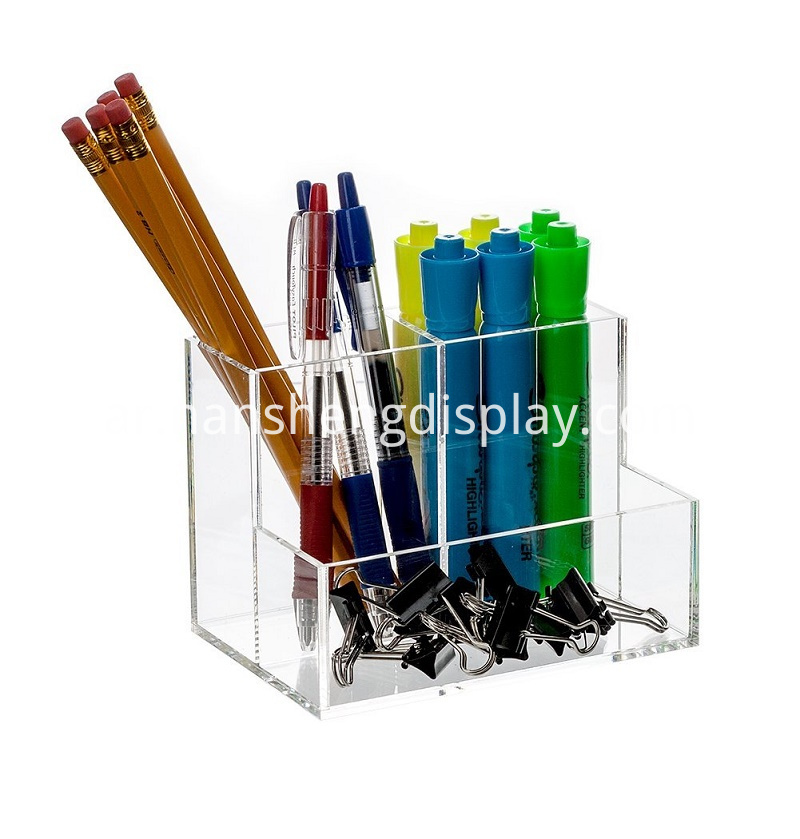acrylic pen holder display