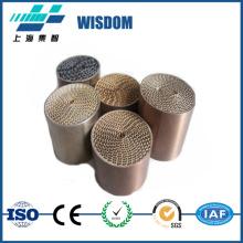 Substrato de metal de revestimento