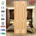 Good Quality MDF Birch Veneer Door Panel