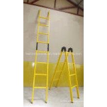 FRP Barandilla / Material de construcción / Escalera de paso de fibra de vidrio