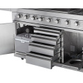 Ce Full 304 Stainless Steel Outdoor Gas BBQ Kitchen