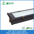 2016 2 Tubes T8 Fixture LED Tube Lights 36W LED Tri-proof Light Tube 1200mm 4FT LED Tube Lights Fixture