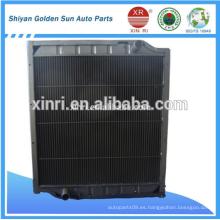 Radiador de tubo plano de alta precisión para el radiador de camión BEIBEN 5065000601