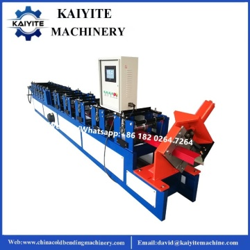 K-Style Root Gutter Roll Forming Machine