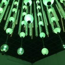 Multicolor LED Tube Lighting DMX 3D Vertical Tube