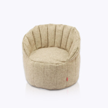 Modern home floor finger sofa beanbag