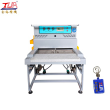 intelligent and energy-saving  pvc patch making machine