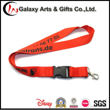Cheap Custom Lanyard Polyester Material Lanyards with Logo