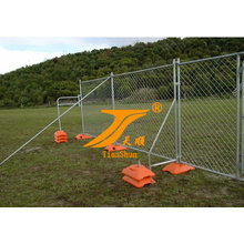 Chain Link Temporary Fencing