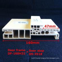 WPC Door Frame WPC Door Jamb Door Pocket Df-160h32 WPC Architrave