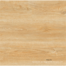 60X60mm Competitive madeira natural vitrificada telhas de porcelana