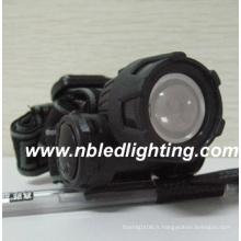 Lampe frontale / projecteur LED super brillant 1PCS