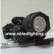 1PCS Super Bright White LED Headlamp/Headlight