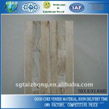 Thick Natural Ash Veneer Blockboard For Door