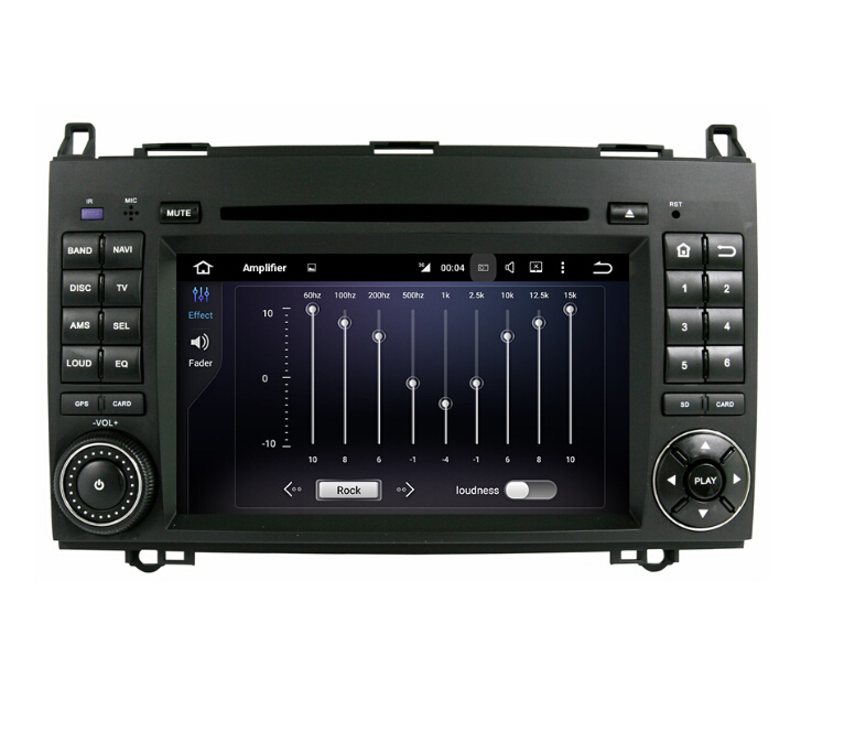 Car Audio Systems GPS for Benz