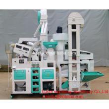 Hot sell patent 1.4 T/H Mini auto rice milling machine