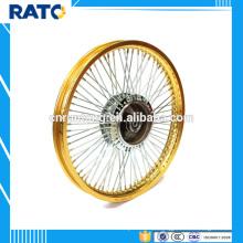Roca de rueda de la motocicleta de 36 radios de alto rendimiento