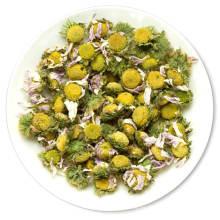 El té de crisantemo amarillo herbáceo creciente más popular de China de la venta vende