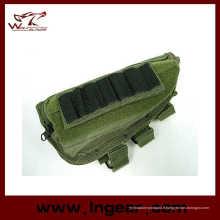 Tactical Airsoft fusil carabine Ammo Pouch joue Pad Gun sac Od