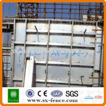 Colonnes de matériel Site de coffrage en aluminium