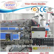 proyecto de solución de turnk para la máquina de extrusión de plástico madera wpc