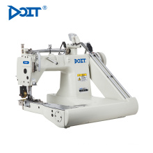 DT927PL DOIT 2 Needle Feed Off The Arm Chain Stitch Industrial Sewing Machine With Puller Price