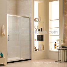 Puerta de ducha de cristal de las mercancías sanitarias