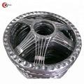 Aluminiummaterial Druckgussbearbeitungsteile Autorad