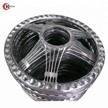 Piezas de automóviles de torneado a presión de aluminio