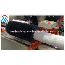 Machine à brosse à rouleau CNC