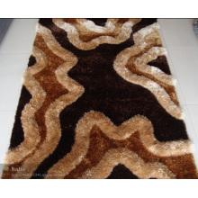 3D The Custom Pattern Design of Wool Carpet