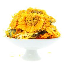 Thé de fleur sèche de calendula de Jin Zhan Hua Marigold