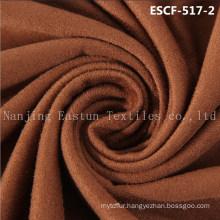 Plain Col Micro Fiber Suede Escf-517-2