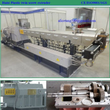 TSE-50 pvc granulating extruder machine
