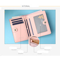 New style fashion wallet/cute change purse