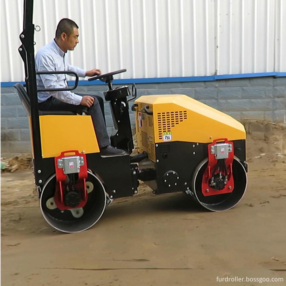 FYL-890 Roller Compactor