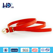 Factory hand made women leather dressing belts