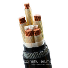 PE Insulated Steel Wire Armoured Cable (4-120+1-70)