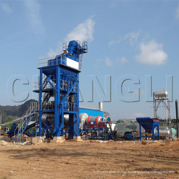 with High Quality Hot Sale 80t/H Asphalt Mixing Plant